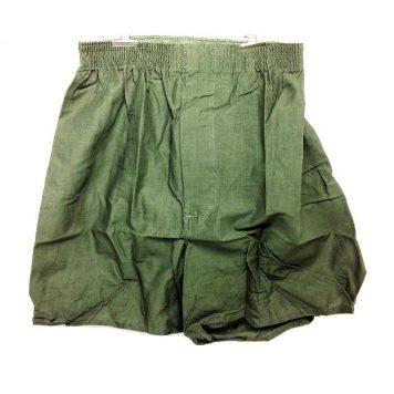 boxer shorts vietnam issue x-small military surplus