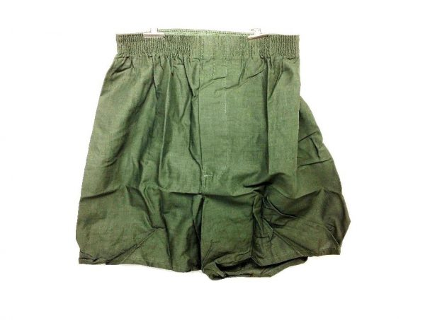 boxer shorts vietnam issue x-small military surplus