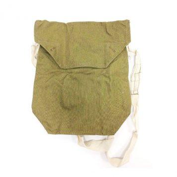 military surplus british gas mask bag ww2