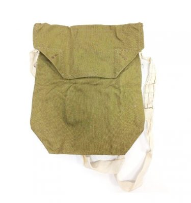 military surplus british gas mask bag ww2
