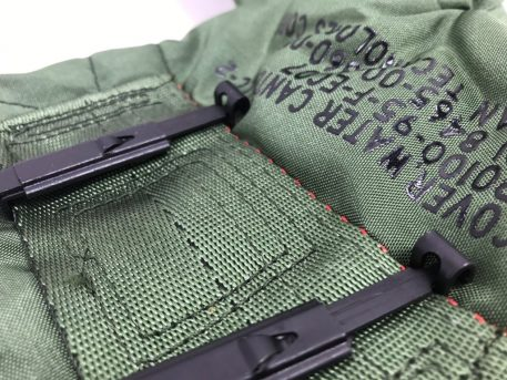 military surplus olive drab 1 quart canteen cover us gi nylon