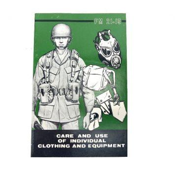 us military care use field manual 21-15