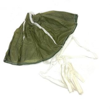 "Chaff Parachute. 18"". in diameter. Small lightweight"