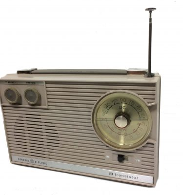 military surplus civil defense radio