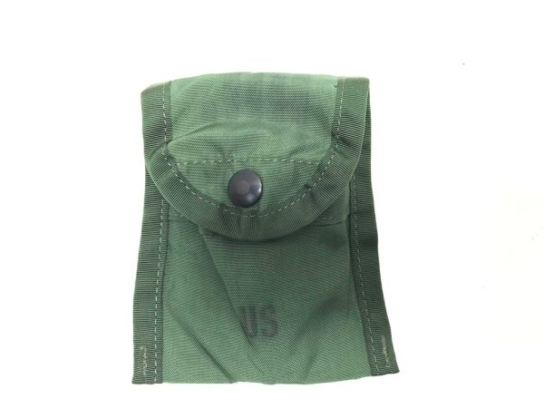 military surplus compass first aid pouch nylon