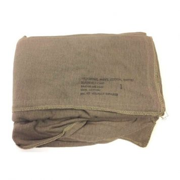 military surplus desert mud brown neckerchief