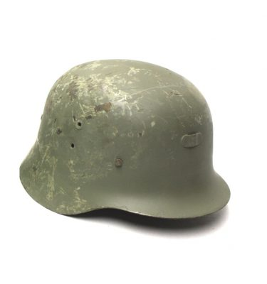 military surplus spanish german helmet