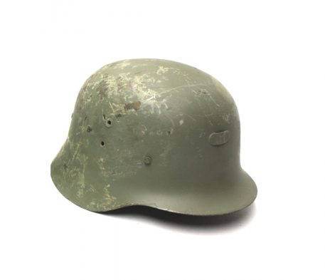 military surplus spanish german helmet
