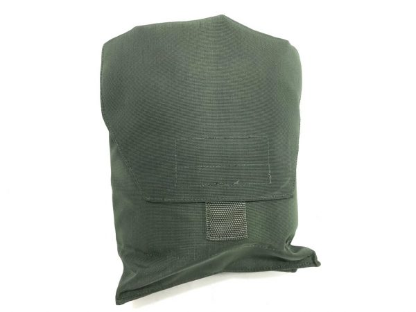 military surplus kevlar helmet riot shield carrier bag