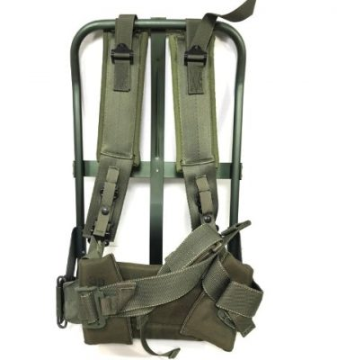 military surplus lc-2 alice pack frame with straps new