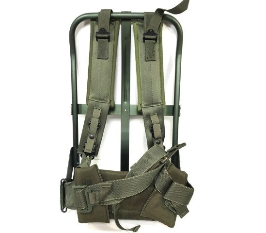 Lc-2 Alice Pack Frame With Straps