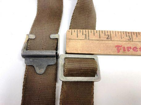 rough used condition nylon m1 garand m14 m16 nylon rifle sling