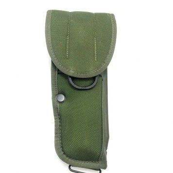 military surplus olive drab m12 holster closed