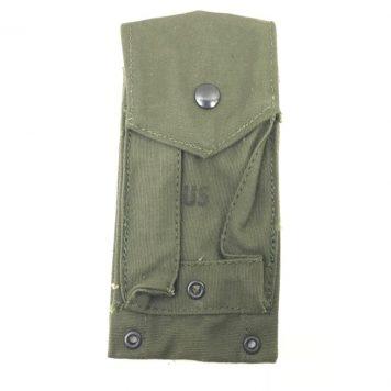 military surplus m14 mag pouch canvas vietnam