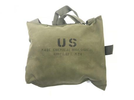 military surplus gas mask bag
