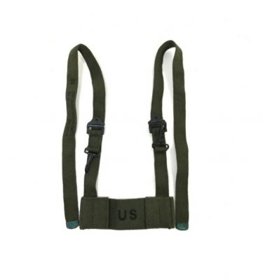 military surplus m56 suspender pack adapter