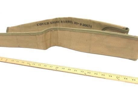 military surplus m-9 barrel cover