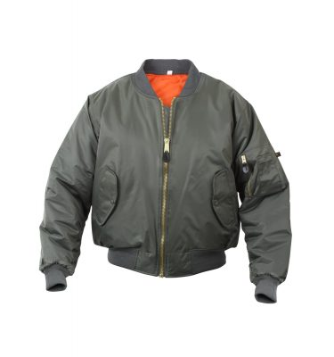 military surplus ma1 ma-1 flight jacket copy