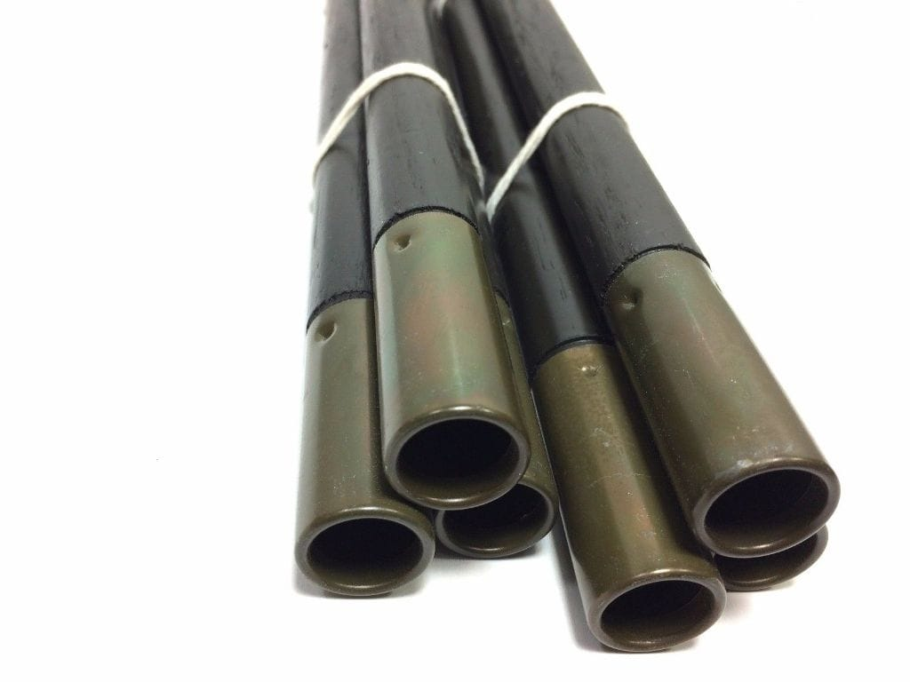 Military surplus Pup Tent Poles 6pc Set New  sc 1 st  Omahau0027s Surplus & Military Pup Tent Poles 6pc. Set