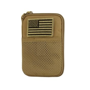military surplus molle pocket pouch with flag ma16