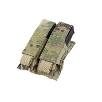 military surplus double pistol mag pouch