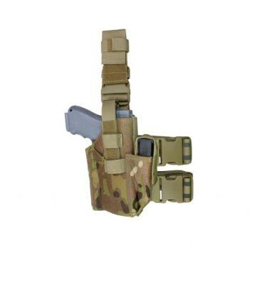 military surplus multicam tactical leg holster