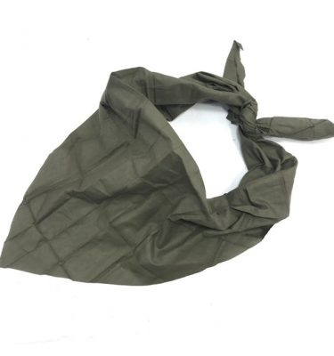 military surplus muslin triangle bandage