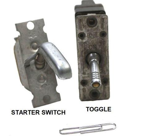 military surplus switches