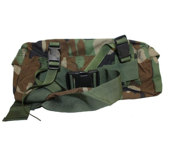 military surplus molle 2 waist pack