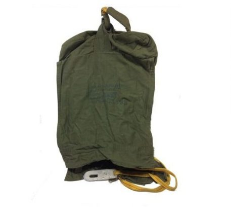 military surplus parachute deployment bag