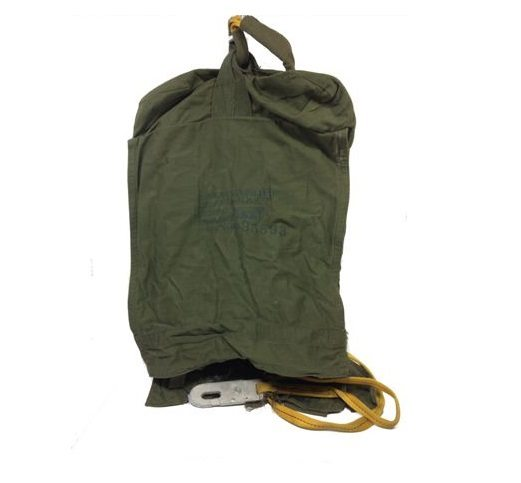 military surplus parachute deployment bag