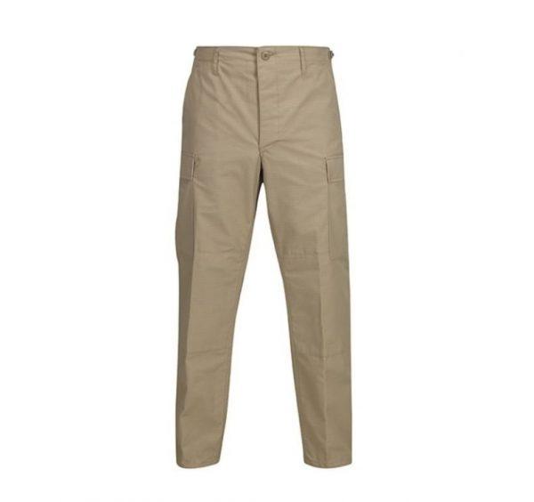 military surplus propper khaki bdu trousers