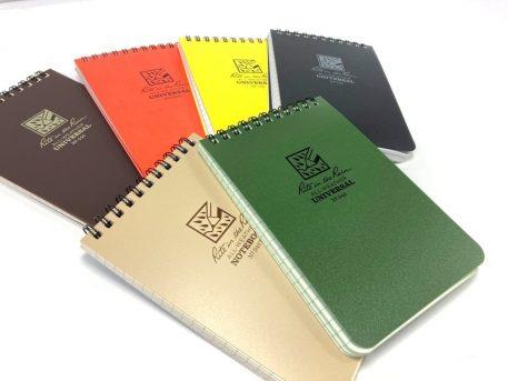 rite in the rain notebook waterproof