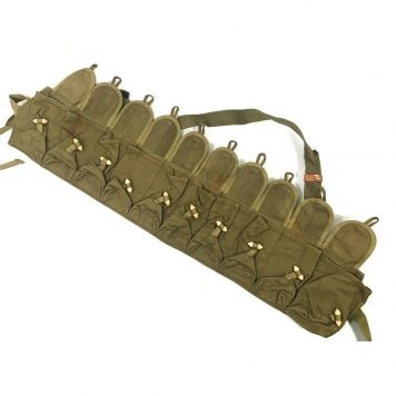 military surplus sks ammo chest pouch 10 pocket rig