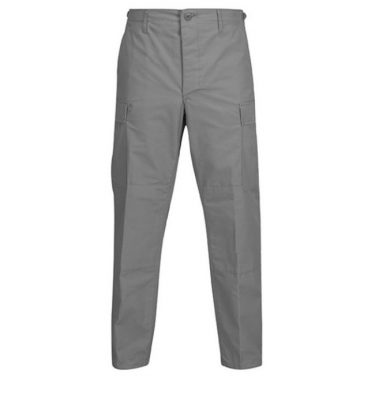 military surplus propper grey bdu trousers