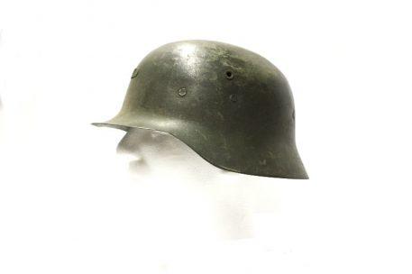 military surplus spanish german style nazi helmet