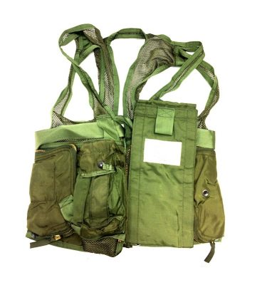 military army surplus survival vest ov-1