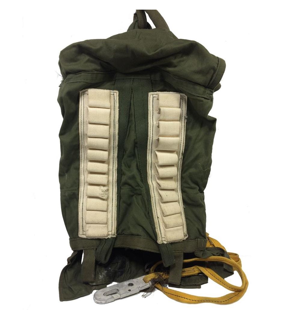 Parachute Deployment Bag W Line