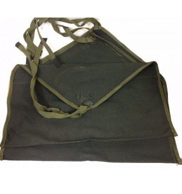 military surplus canvas tool roll 19207