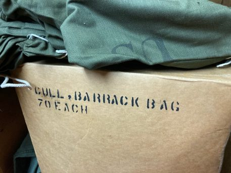 us military issue laundry bag olive drab