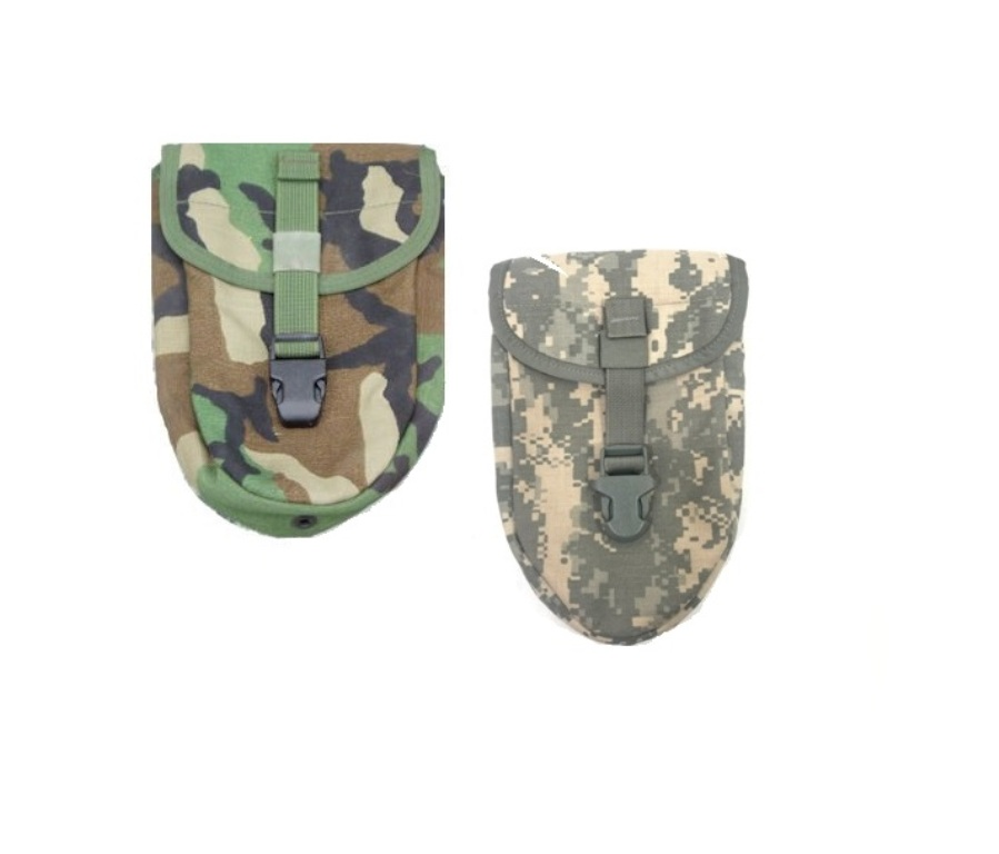 NEW US Military Army ETool Carrier Shovel Cover MOLLE ACU Entrenching Tool Pouch