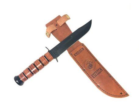 military surplus usmc k-bar fighting knife