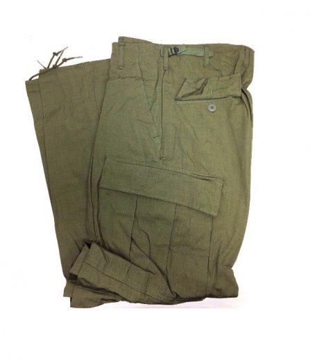 vietnam jungle fatigue trousers military surplus