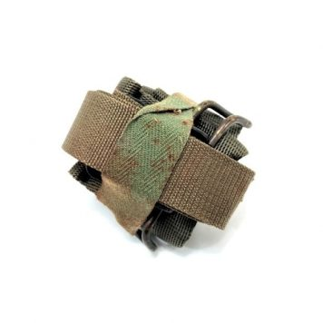 vietnam rifle butt pocket assembly strap, new old stock