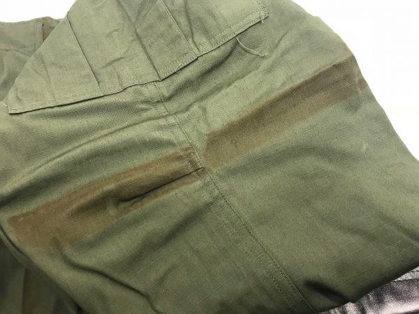 military suirplus ripstop jungle pants