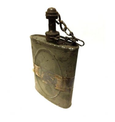 military surplus WW1 Oil Can