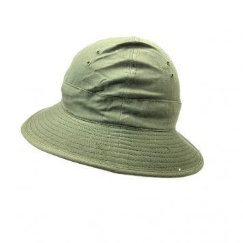 olive drab ww2 hbt hat new, 6 5/8