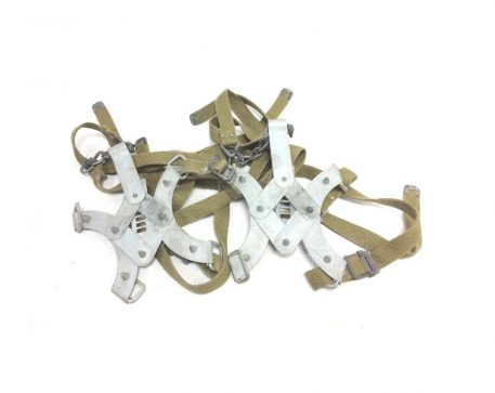 military surplus ww2 ice creeper crampons