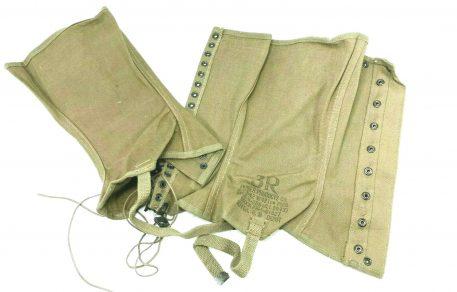 military surplus ww2 leggings