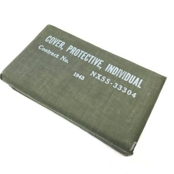 military surplus ww2 protective cover